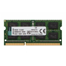 Memória P/ Notebook DDR3 Kingston, 8GB 1600Mhz, KVR16N11/8