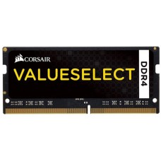 Memória para Notebook DDR4 Corsair Value Select, 4GB 2133MHz, CMSO4GX4M1A2133C15