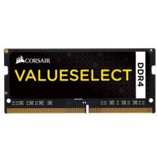 Memória para Notebook DDR4 Corsair Value Select, 8GB 2133MHz, CMSO8GX4M1A2133C15