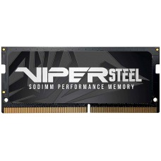 Memória para Notebook DDR4 Patriot Viper Steel, 8GB 2666MHz, PVS48G266C8S