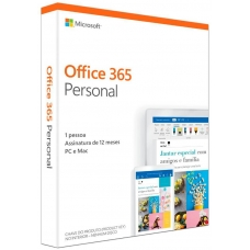 Microsoft Office 365 Personal 2019, PT 32/64 Bits, QQ2-00721