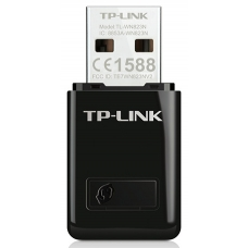 Mini Adaptador TP-Link Wireless N300Mpbs TL-WN823N USB