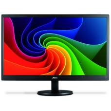 Monitor AOC 18.5 Pol, HD, 60hz, 5ms, E970SWNL - Open Box