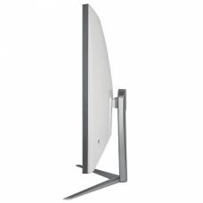 Monitor Gamer GameMax 27 Pol Curvo, Full HD, 144Hz, 1ms, White, GMX27C144