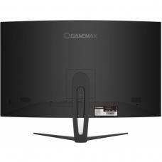 Monitor Gamer GameMax 32 Pol Curvo, WQHD, 144Hz, 1ms, GMX32CEWQ