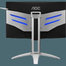 Monitor Gamer AOC Agon 27 Pol Curvo, Full HD, 144Hz, 4ms, AMD Freesync, AG272FCX