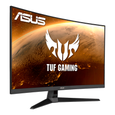 Monitor Gamer ASUS TUF Gaming, 32 Pol, QuadHD, 165Hz, 1ms, HDR, FreeSync, DP/HDMI, VG32VQ1B