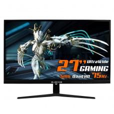 Monitor Gamer Bluecase LED 27´, 2.5K Quad HD, HDMI/DisplayPort, Fita RGB - BM279GW
