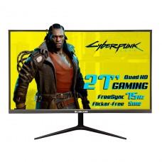 Monitor Gamer Bluecase LED 27 Pol, Quad HD, HDMI, BM278GW
