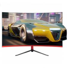 Monitor Gamer HQ 27'' PRO R3000, LED, 165Hz, 1ms, Curvo, Full HD, HDMI/Display Port