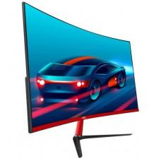 Monitor Gamer HQ 27'' PRO R3000, LED, 240Hz, 0,5ms, Curvo, Full HD, HDMI/Display Port - Open Box