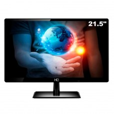 Monitor Gamer HQ LED 21.5 Pol, Full HD, HDMI/VGA, 21.5HQ-LED - Black, Open Box