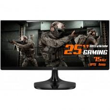 Monitor Gamer LG 25 Pol. UltraWide, IPS, Full HD, 1Ms, 25UM58G-P.AWZ