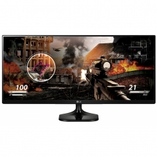 Monitor Gamer LG 25 Pol, Full HD, 60Hz, 21:9 Ultrawide, HDMI 25UM58-P