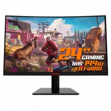 Monitor Gamer ReDragon Mirror, 24 Pol, FullHD, 144Hz, 1ms, HDMI/DP/DVI, GM3CS24 - Open Box