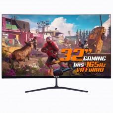 Monitor Gamer TIEM, 32 Pol, Full HD, Curvo, 1ms, 165Hz, HDMI/DP, C32PS2