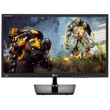 Monitor Gamer LG 19.5 Pol, HD, 60Hz, 5ms, 20M37AA