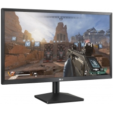 Monitor Gamer LG 23 Pol, Full HD, 75Hz, AMD FreeSync, 24MK430H-B