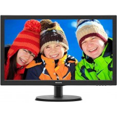 Monitor Philips 223V5LHSB2 LED LCD 21.5 Pol Full HD HDMI/VGA