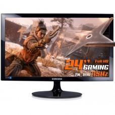 Monitor Gamer Samsung 24 Pol, Full HD, 1ms, LS24D332HSXZD
