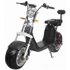 Moto Elétrica RideMode ECO 3000w, Aluminium, Black, EM-03-FB