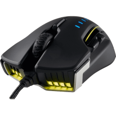 Mouse Corsair Gamer Glaive CH-9302011-NA RGB 6 Botoes 16000 DPI Preto