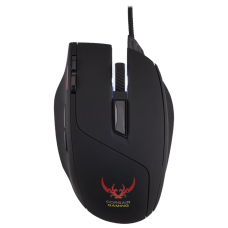 Mouse Corsair Gamer Sabre RGB Led Customizável 8 Botões 8.200 DPI Preto