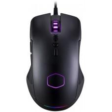 Mouse Gamer Cooler Master CM310 RGB Pixart A3325, 10000 DPI, Black