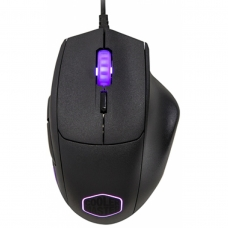 Mouse Gamer Cooler Master MasterMouse MM520 RGB SGM-2007-KLON1 12000 DPI USB Black