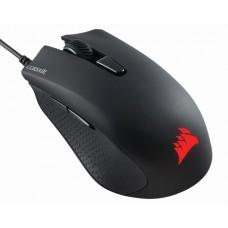 Mouse Gamer Corsair Harpoon Pro RGB 12000 DPI, 6 Botões Programáveis, Black, CH-9301111-NA