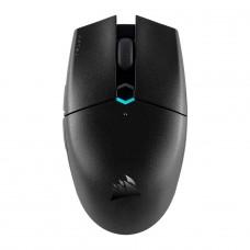 Mouse Gamer Corsair Katar Pro Wireless, 10000 DPI, 6 Botões, RGB, Black, CH-931C011-NA