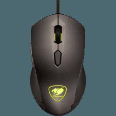 Mouse Gamer Cougar Minos X3, 3200 DPI, RGB, Preto, 3MMX3WOB.0001