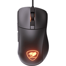 Mouse Gamer Cougar Surpassion ST, 3200 DPI, RGB, Preto, 3MSSTWOB.0001