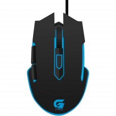 Mouse Gamer Fortrek Pro M5 RGB, 4800 DPI, 6 Botões, Black