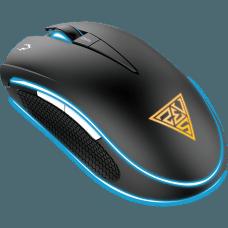 Mouse Gamer Gamdias Zeus E1 6 BOTÕES 3200 DPI Óptico + Mouse Pad NYX E1