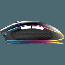 Mouse Gamer Gamdias Zeus M2 RGB, 10,800 DPI, 8 Botões Programáveis, Black