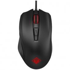 Mouse Gamer HP Omen 600, 12000 DPI, 6 Botões programáveis, Black