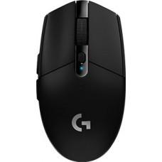 Mouse Gamer Logitech lightspeed G305 6 Botões 12000 DPI USB Preto - Open Box