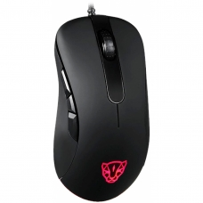 Mouse Gamer Motospeed V100 RGB, 6200 DPI, Backlight, Black, FMSMS0011PTO