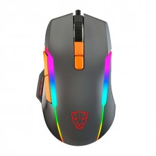 Mouse Gamer Motospeed V90 1000 DPI, RGB Backlight, Grey, FMSMS0081CIZ