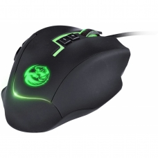 Mouse Gamer Pcyes Lycan 8200 DPI 13 Botões Programáveis RGB