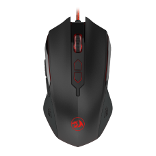 Mouse Gamer Redragon Inquisitor 2, 7200 DPI, 6 Botões Programáveis, Black, M716A