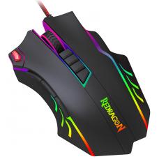 Mouse Gamer Redragon Titanoboa 2 Chroma M802-1 RGB, 24000 DPI, 10 Botões, Black