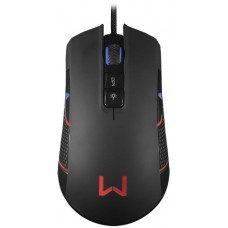 Mouse Gamer Warrior Perseus, RGB, 4000 DPI, MO275