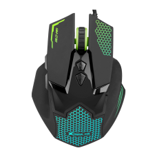 Mouse Gamer Xtrike Me GM-216, 3600DPI, 7 Botões, Black
