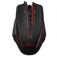 Mouse Gamer XTRIKE-ME GM-304, 2400DPI, Com Fio, RGB, GM304BK