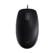 Mouse Logitech M110, USB, Black, 910-005493