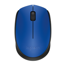 Mouse Logitech, M170 Wireless, Blue, 910-004800