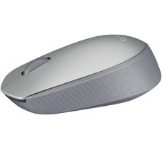 Mouse Logitech, M170 Wireless, Cinza, 910-004940