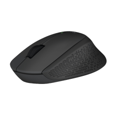 Mouse Logitech M280 1000 DPI, Wireless, Preto, 910-004284